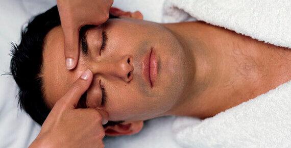Men's cosmetology